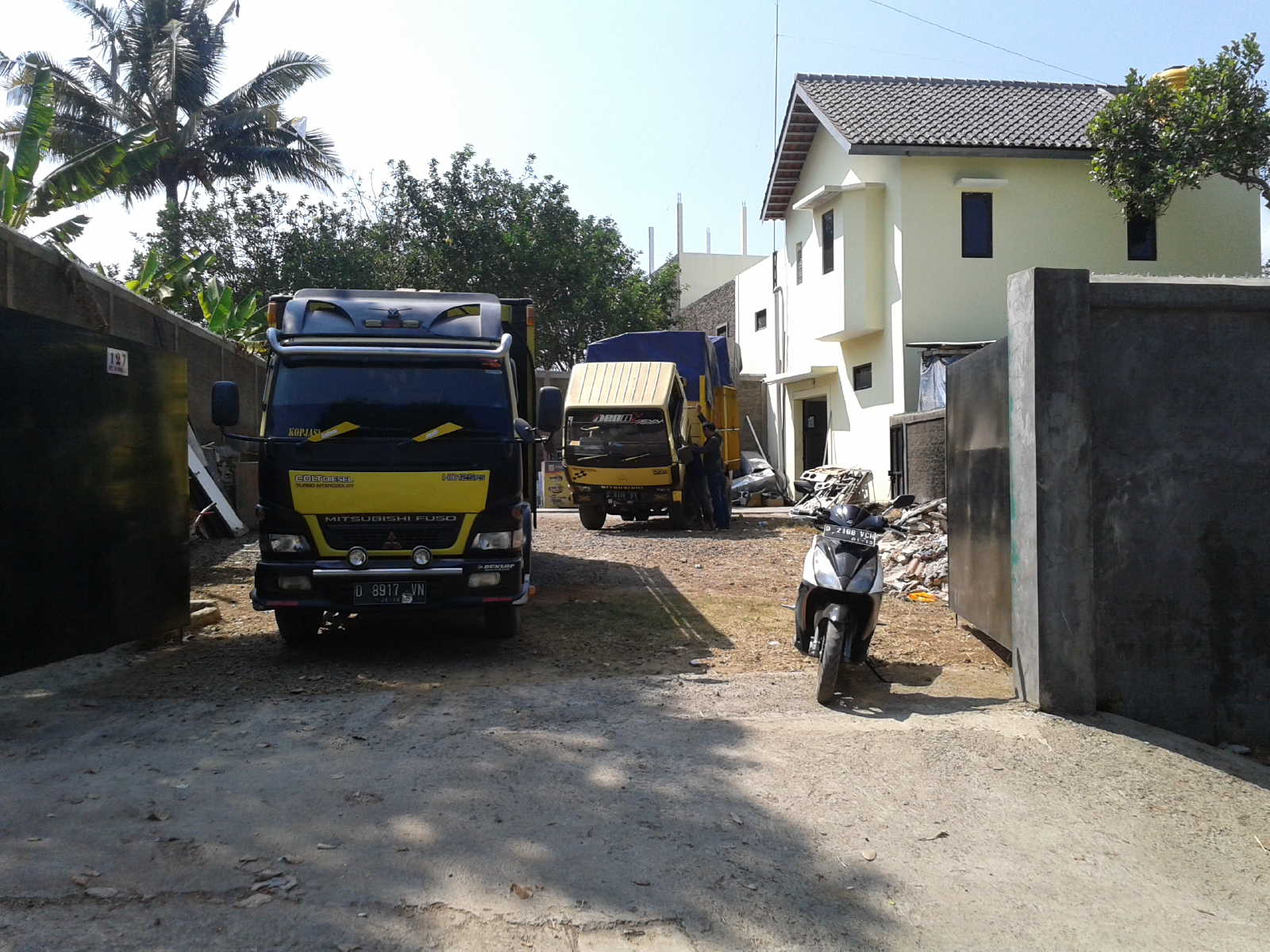 Depan Workshop