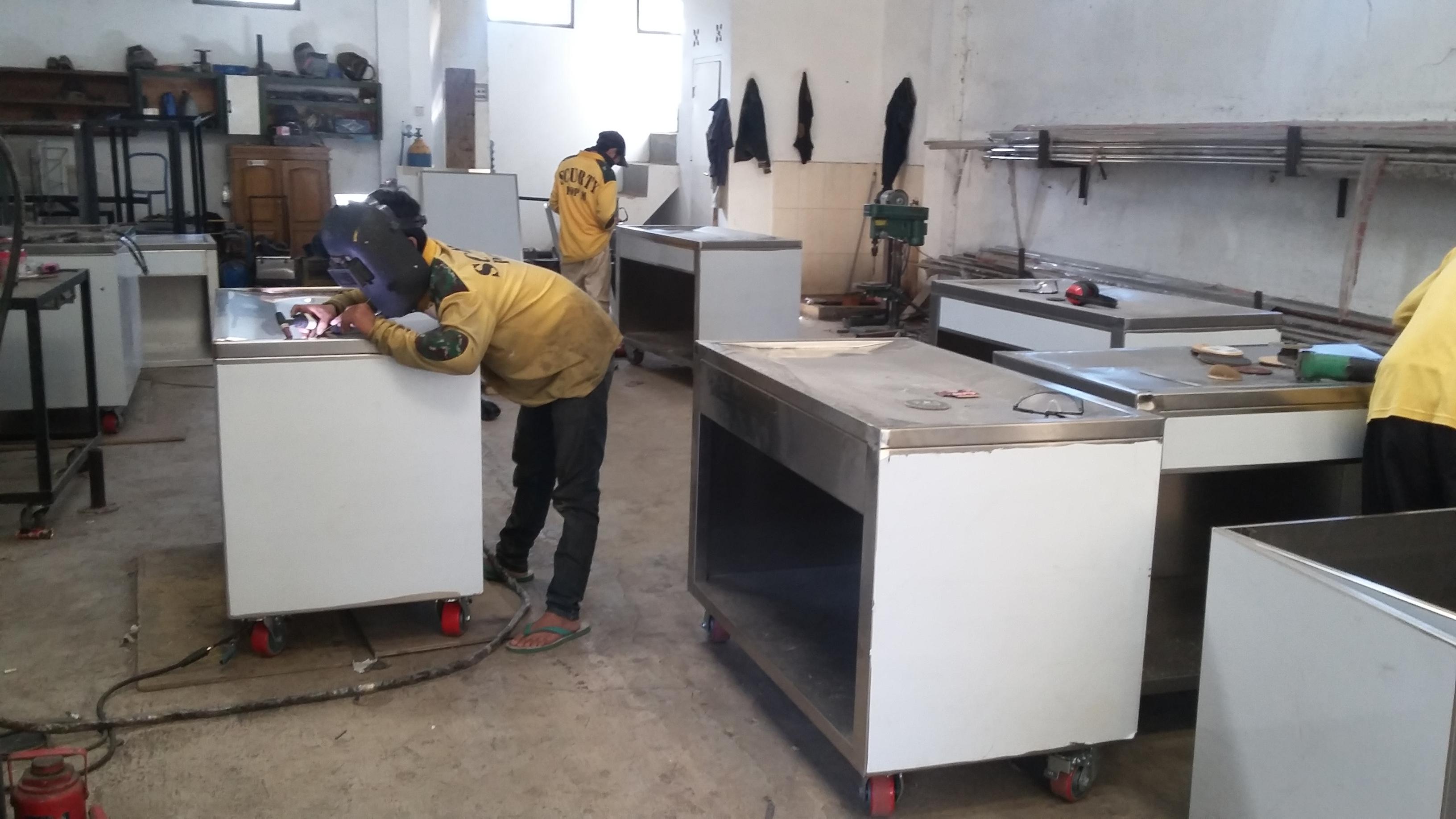 Kegiatan Workshop 1