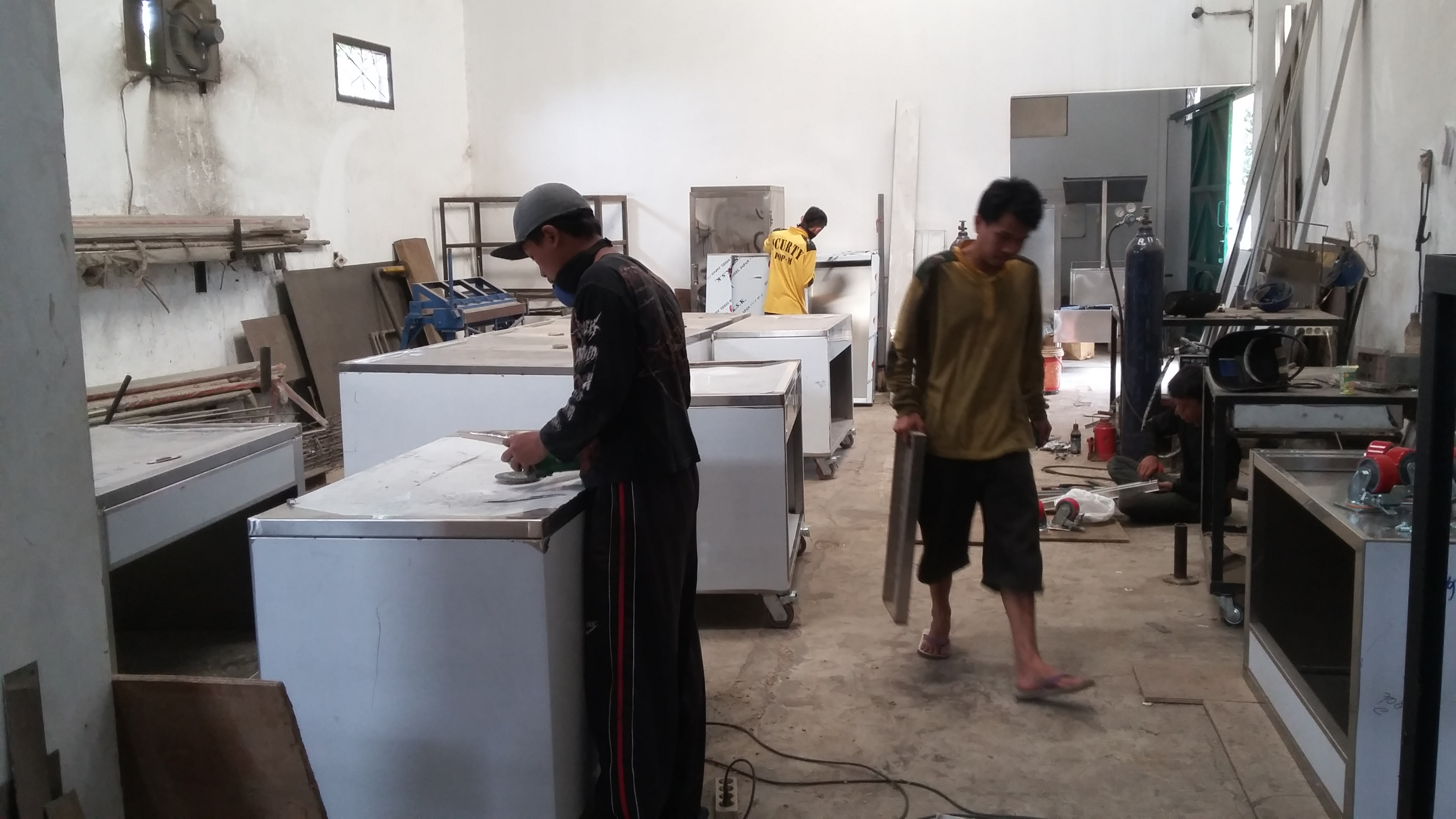 Kegiatan Workshop 6